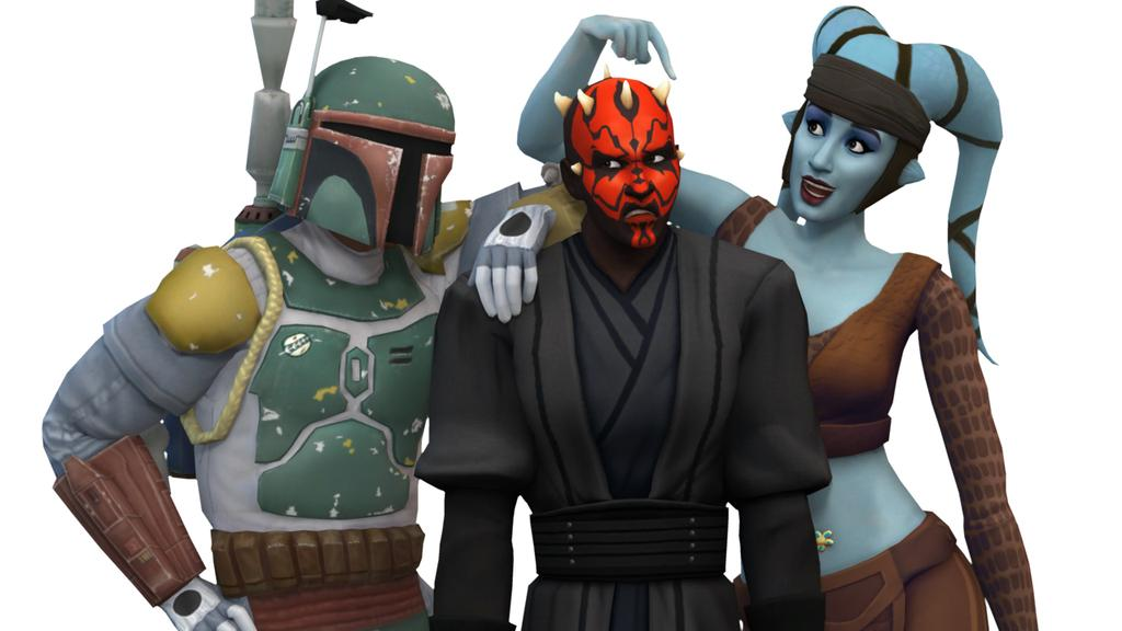 The Sims 4 Celebrates Star Wars Day with New Costumes!