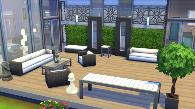Perfect Patio Seating Set