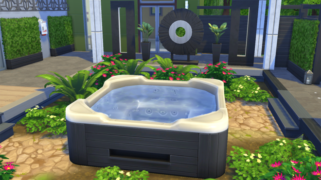 The Sims 4 Perfect Patio Stuff Hot Tubs And Furniture