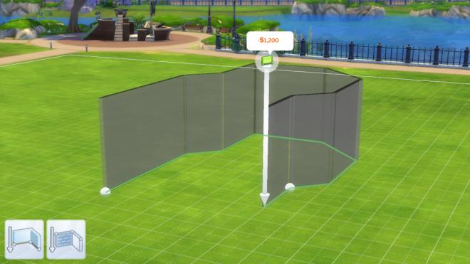 Sims 4 Custom Room Tool