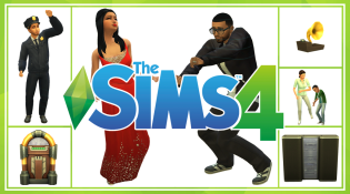 The Sims 4 Music and Dancing