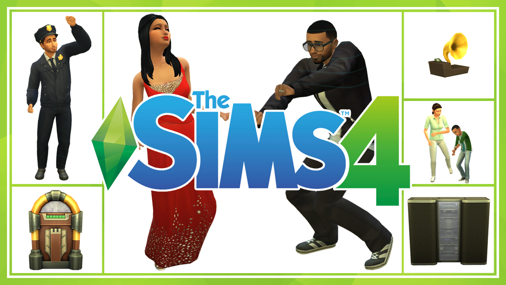The Sims 4 – Radio Song Listing