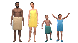Sims 4 Bath Towels