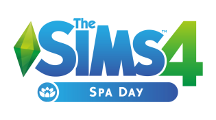 Spa Day Logo Card
