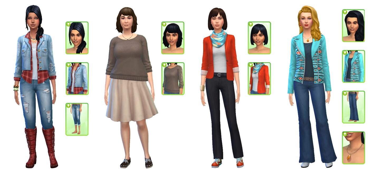 Sims 4: Create A Sim – simcitizens