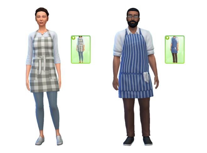 Cool Kitchen Stuff Full Body Outfits