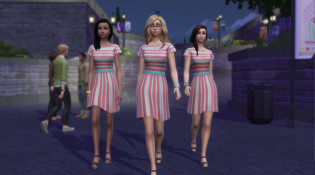 Sims 4 Get Together Club Clothing