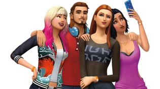 Sims 4 Get Together Render 2