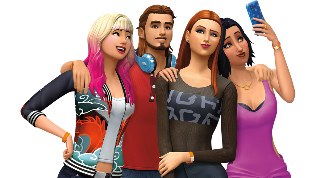 Get Together in a Brand New Sims 4 Expansion Pack!