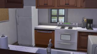 Sims 4 Kitchen Dishwasher