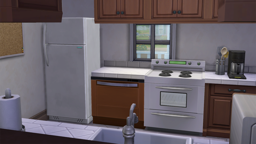 Dishwashers Splash into The Sims 4 in Latest Patch