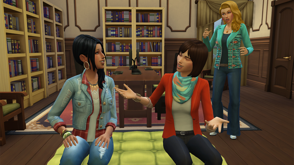 Sims 4 Update (9/24/2015) – Jealous Trait, Bed Claiming, and More!