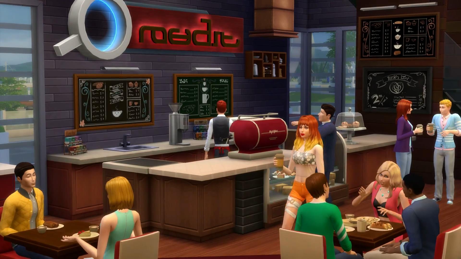 Pub Sims  Restaurant