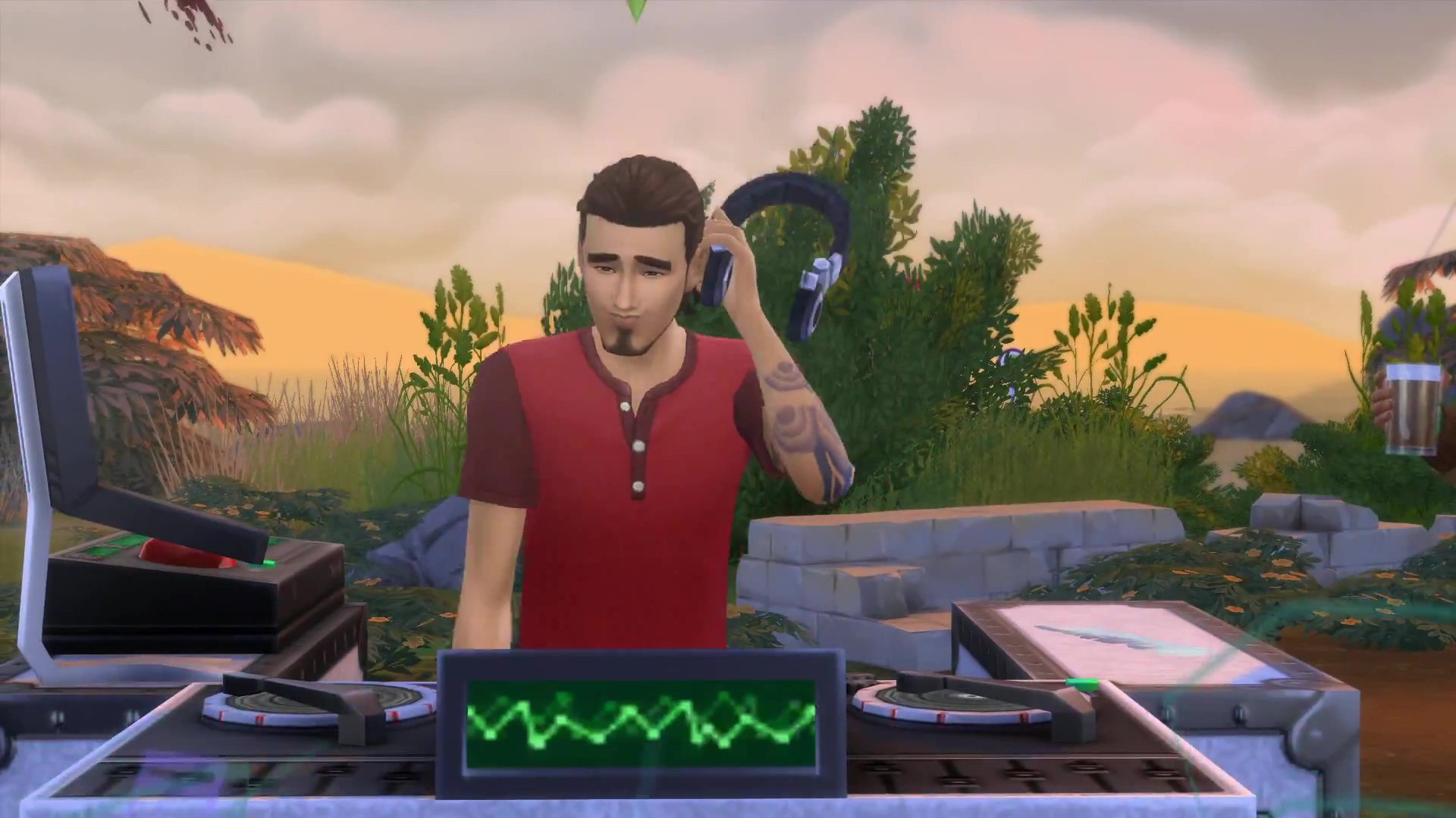 The Sims 4: Get Together: Dance Skill and DJ Booth Preview