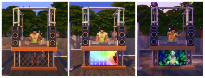 DJ Booth Upgrades