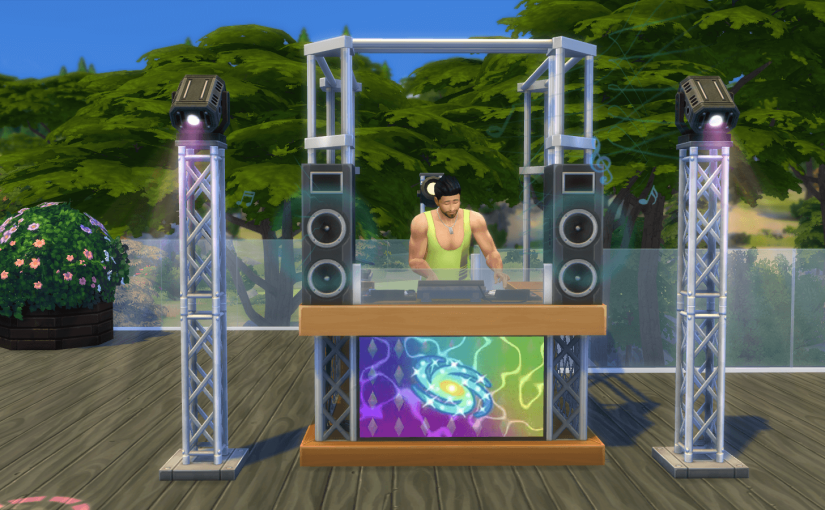 DJ Mixing and Dance Skill Guide: The Sims 4 Get Together