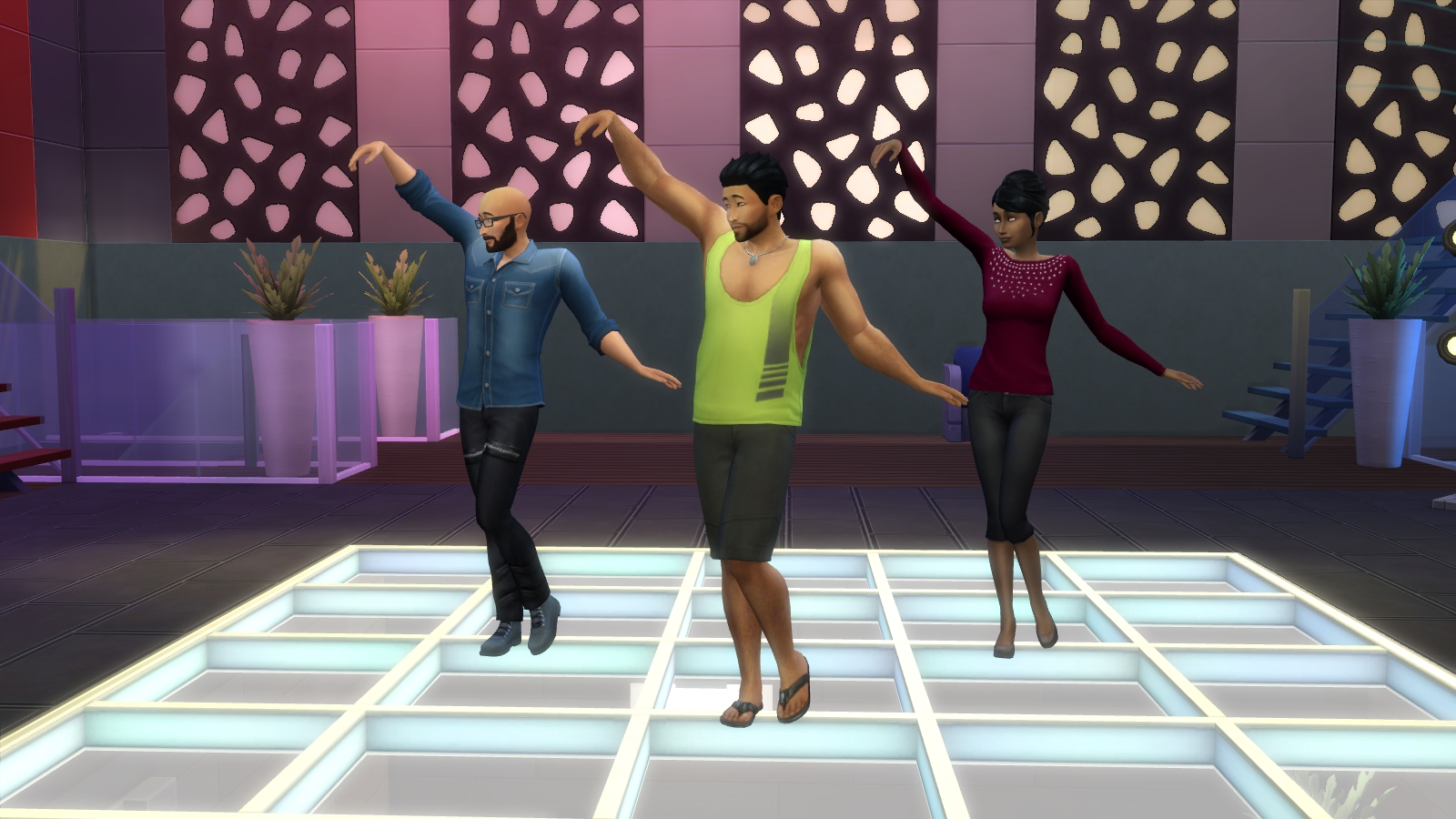 Dj mixing and dance skill guide the sims 4 get together for 1234 everybody on the dance floor