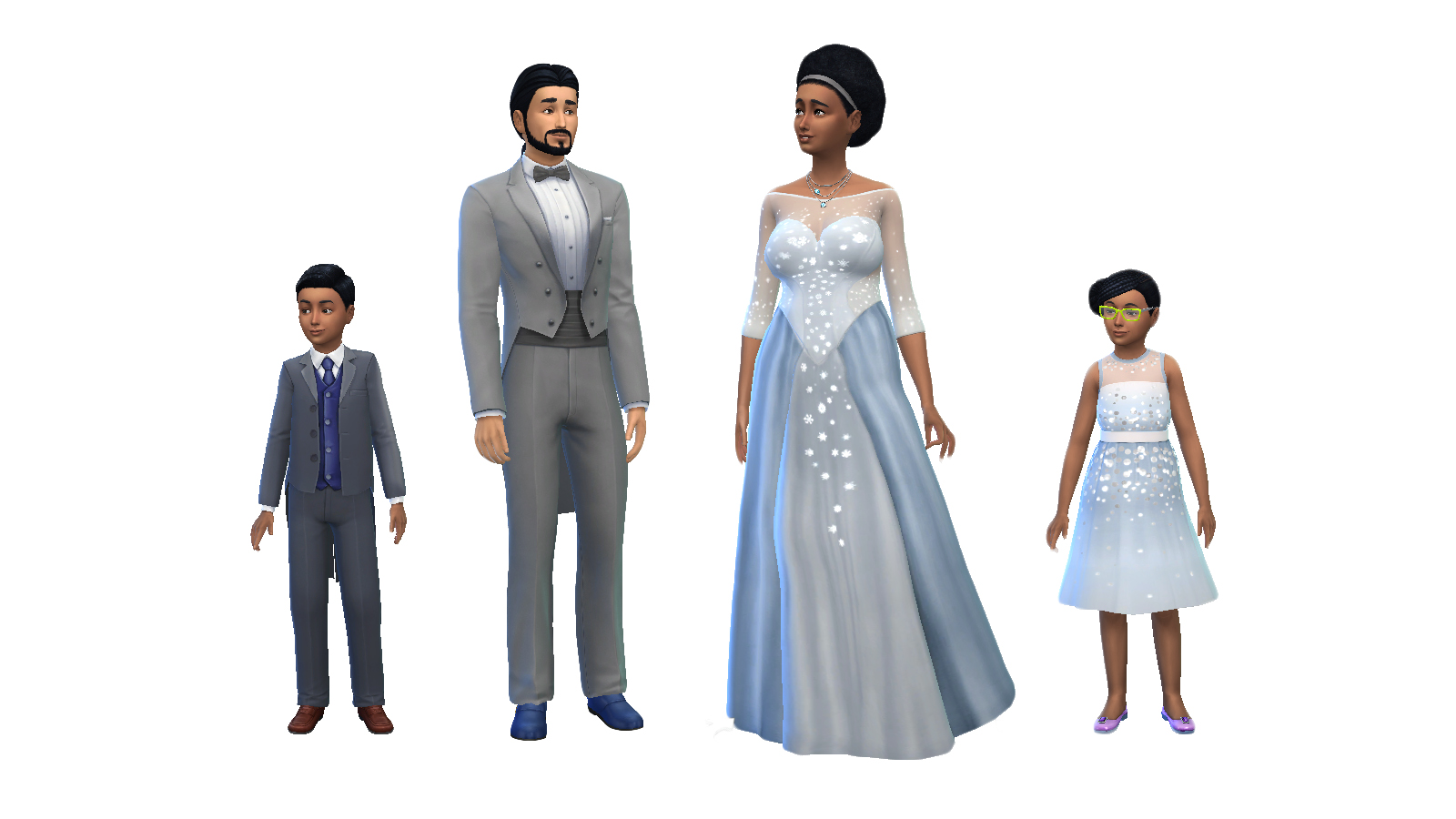 Sims 4 Holiday Celebration Pack Expands With New Items
