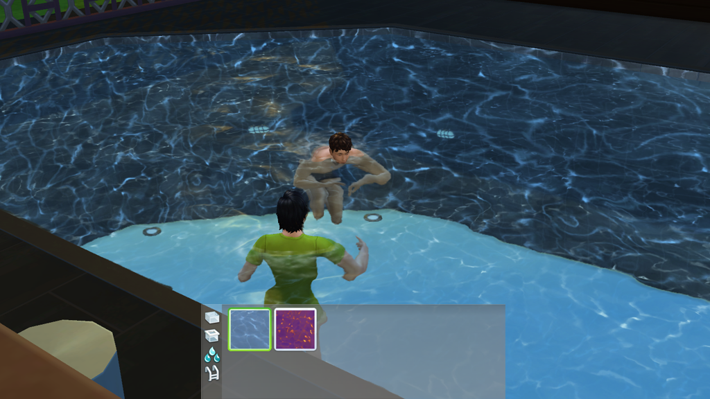 Sims 4 update 1242015 pool venues and colored world maps sims 4 pool default color gumiabroncs Gallery