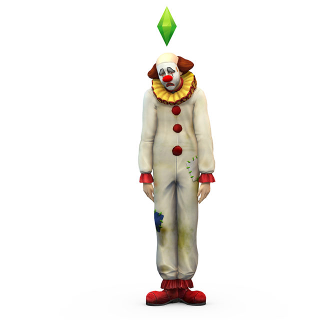 Tragic Clown Sims
