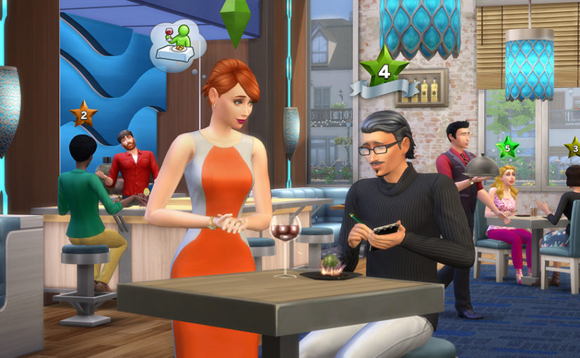 The Sims 4 Dine Out Livestream: Restaurant Rundown