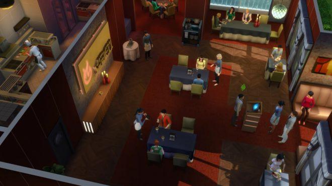 Sims 4 Sunlight Effect