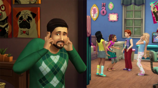 Sims 4 Kids Stuff Tweens