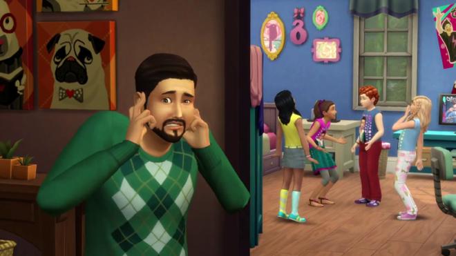 Sims 4 Kids Stuff Tweens