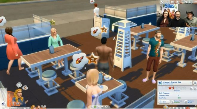 Sims 4 Rating
