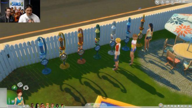Bird Feeder Sims 4