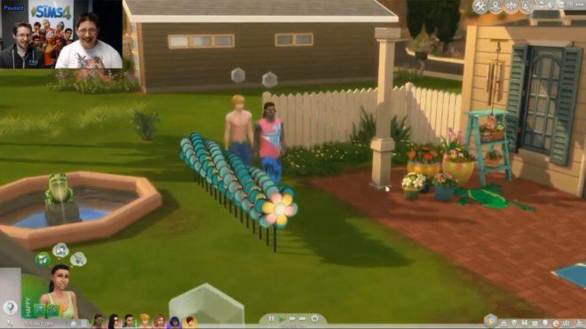 Flower Power Sims 4