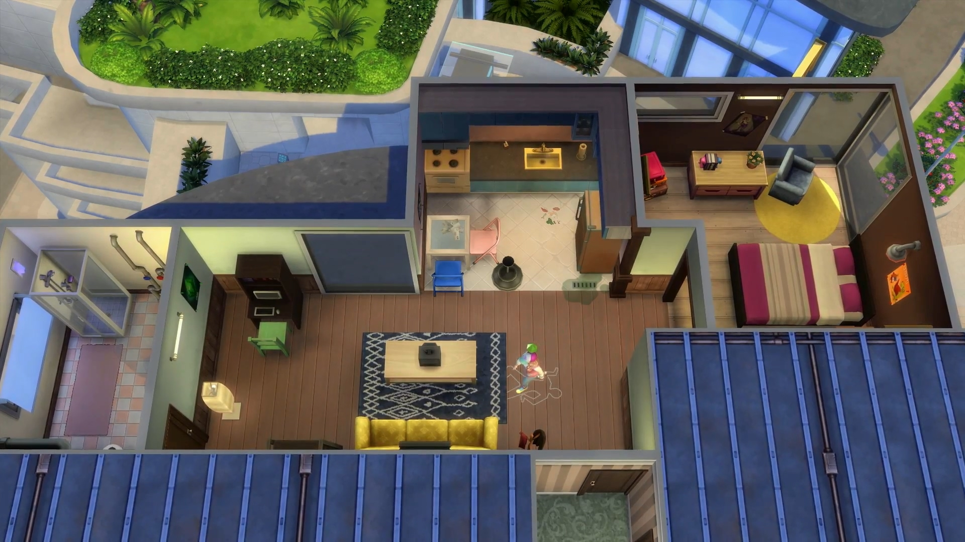 Sims 4 City Living Apartment Units And Objects Simcitizens