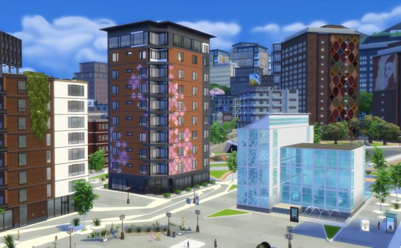 City Living's New Clothing, Hairstyles, and Aspiration!