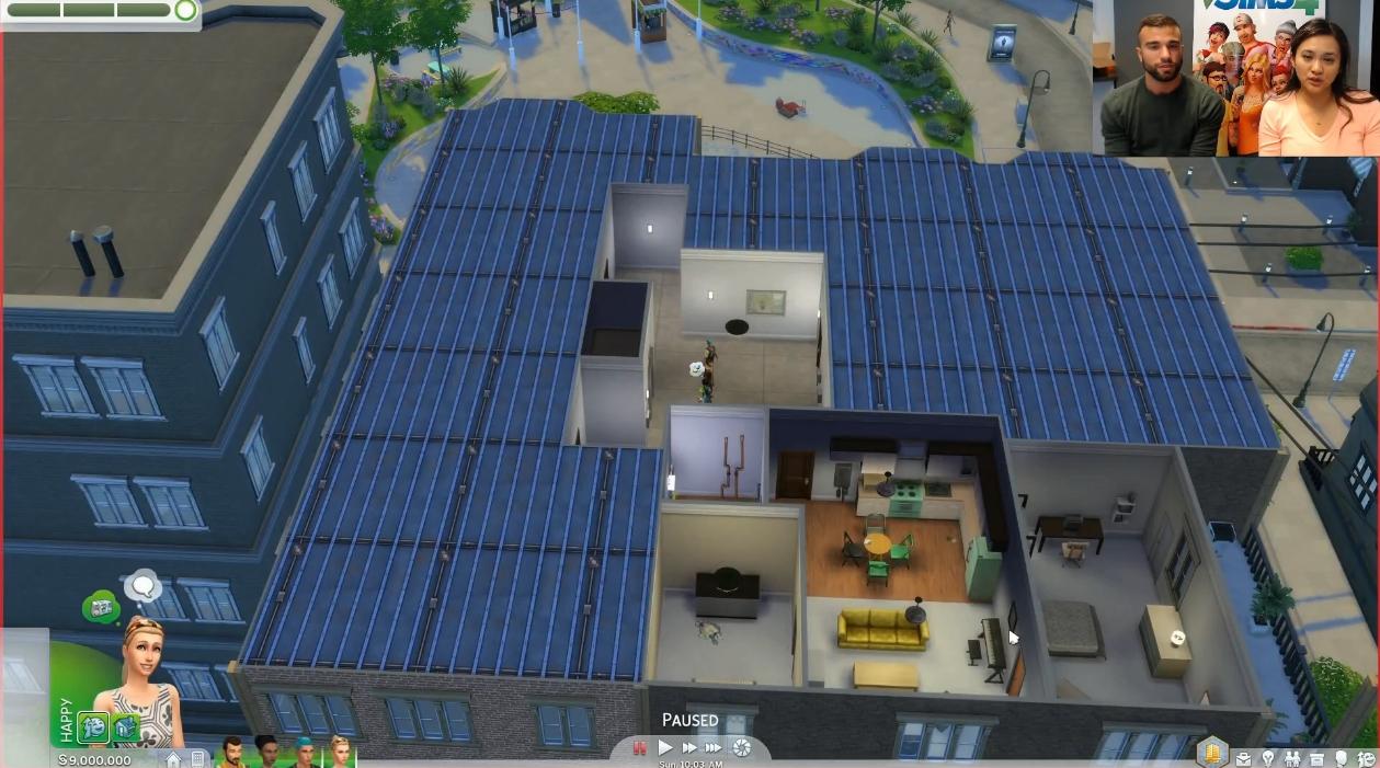 Apartment Setup